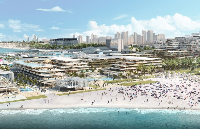 Beachfront Hotel and Mixed Use Development, Middle East